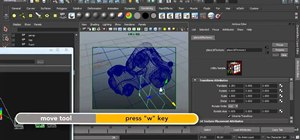 Use ramp textures in Autodesk Maya 2011