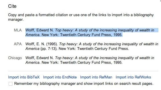 Just what exactly is certainly some bibliography?