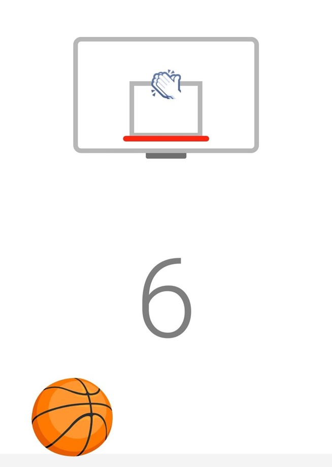 Facebook Messenger Just Released a Secret Basketball Game — Here's How to Play