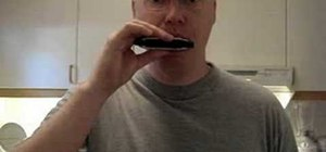 Use an octave playing technique on your harmonica