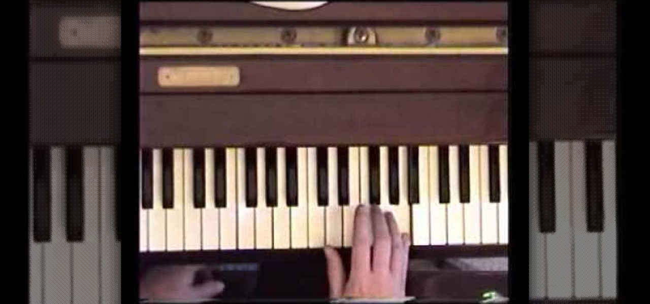 How To Play Bennie And The Jets By Elton John Piano Keyboard