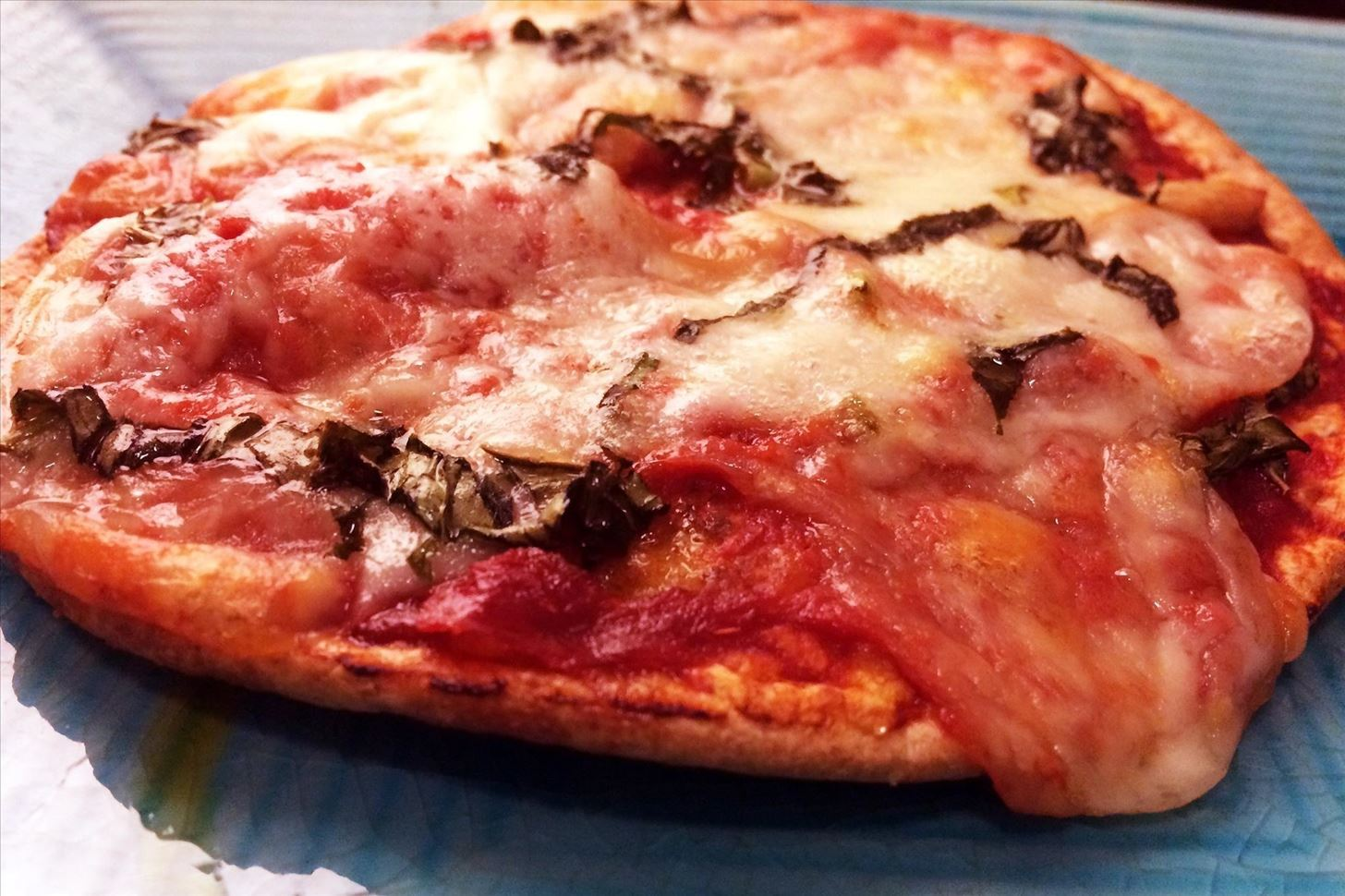 "Make Killer Pizza at Home with These Easy Ready-Made ""Crusts"""