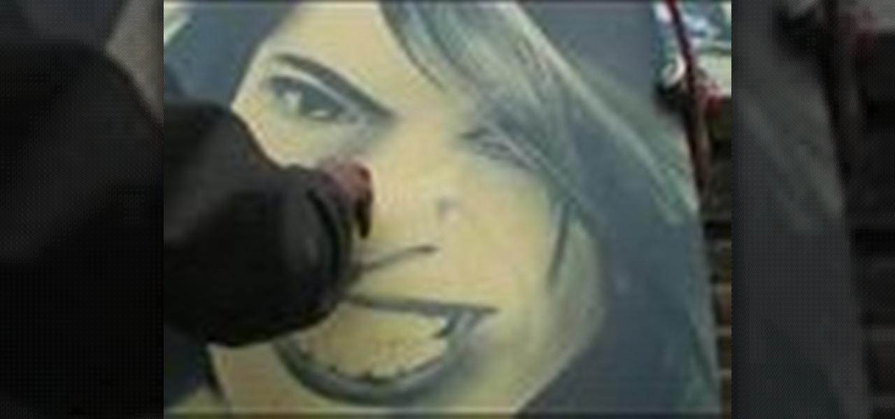 How To Spray Paint Graffiti Graffiti Urban Art Wonderhowto