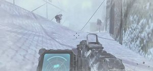 Get the Ghost achievement in Modern Warfare 2 (MW2)