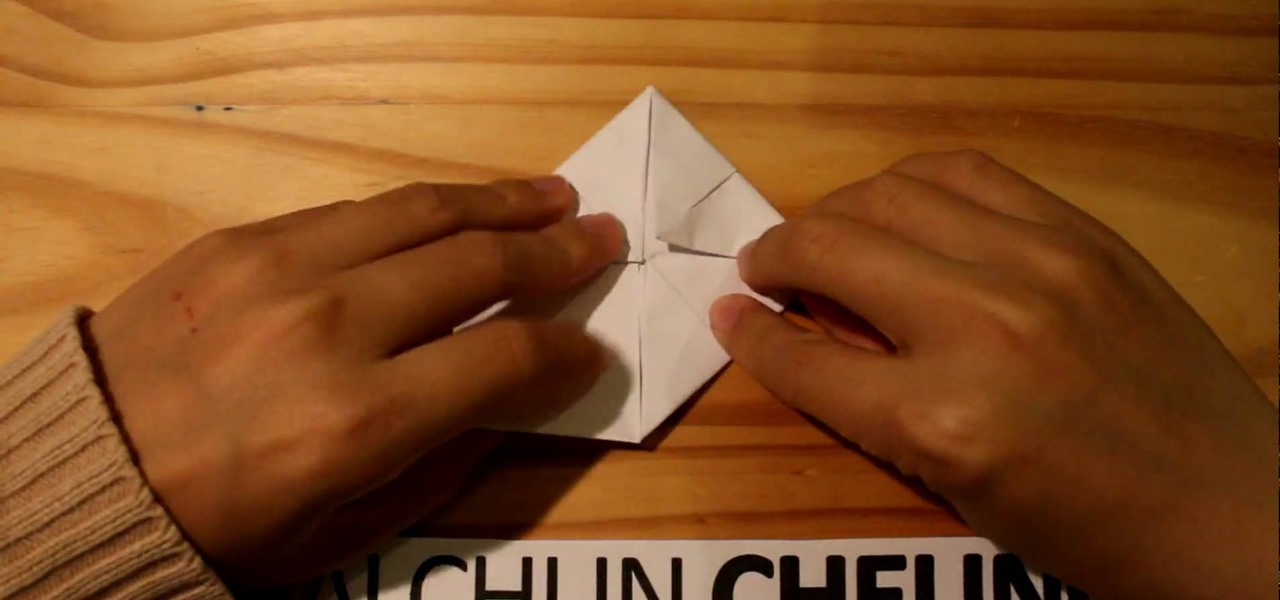 How To Create An Origami Suit Jacket WonderHowTo