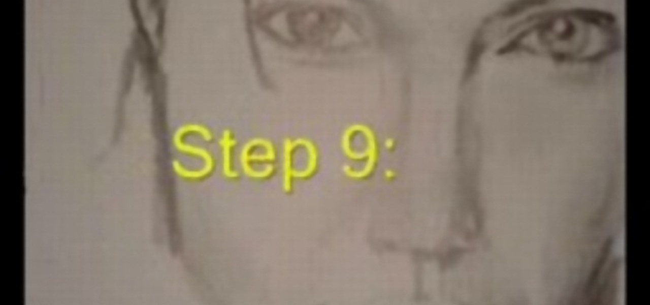 how to draw angelina jolie step by step