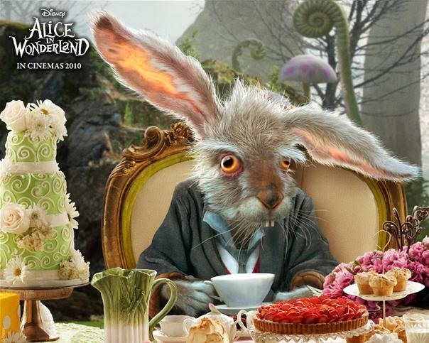 Alice in Wonderland 2010