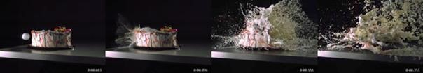 Nike Golf Ball Cake Explosion