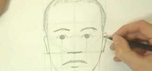 Measure to draw portraits