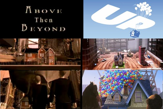 Was Pixar's Up a Rip-off?