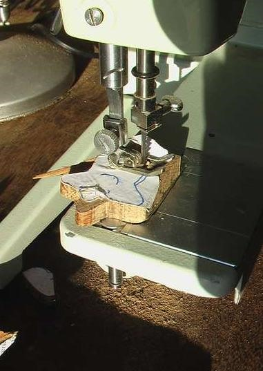 Mod Your Sewing Machine Into a Scroll Saw