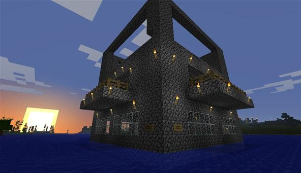 How To Create Beautiful Aesthetic Houses In Minecraft Part 1 Minecraft Wonderhowto