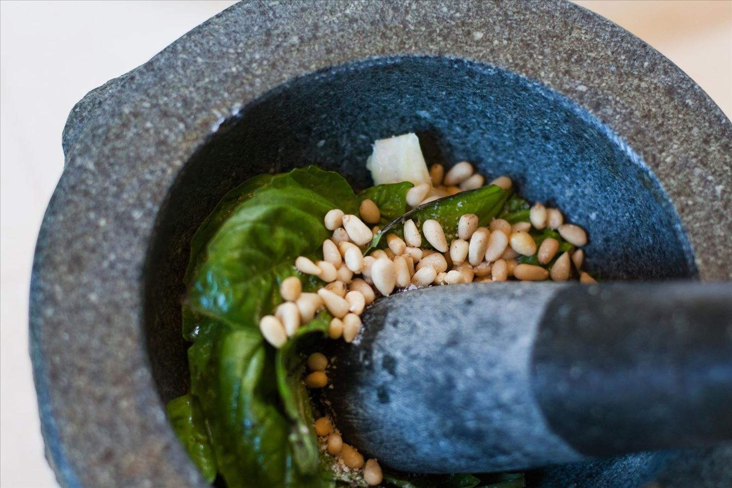 How to Make Your Own Pesto Plus