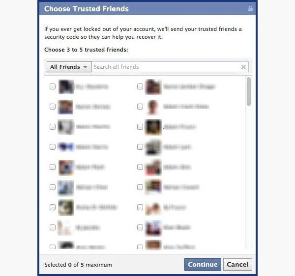 How to get the password of Facebook account
