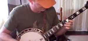 Play 'redwing' on the banjo