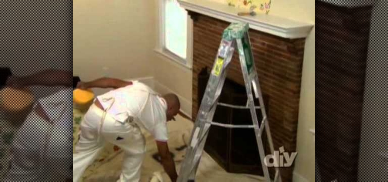 how to install non prepasted wallpaper