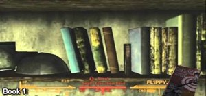 Find all of the skill books in Fallout New Vegas