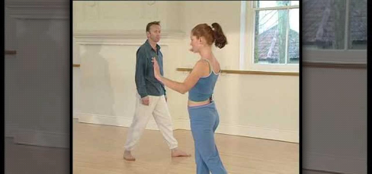 Do Basic Modern Dance Moves X on Basic Ballroom Dance Steps