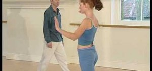 Do basic modern dance moves