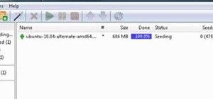 Use tricks to improve your BitTorrent download speeds