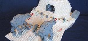 Awesome Mini Hoth Scene