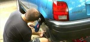 Roll car fenders