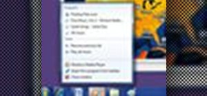 Preview open programs, folders and files in the Taskbar on Windows 7