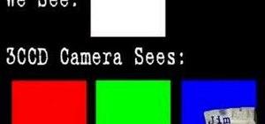 Get crisper colors for your amateur film making