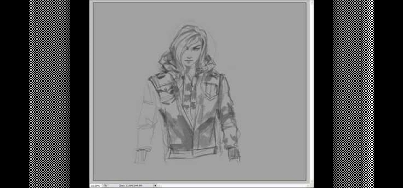 Girl Assassin Drawings How to Draw a Female Assassin
