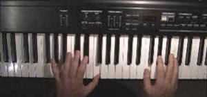 """Play an easy piano cover of the song """"This Love"""" by Maroon 5"""