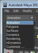 How to Create a Motion Trail in Maya 2011