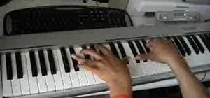 "Play ""Diary"" by Alicia Keys on piano"