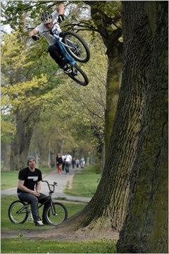 Danny MacAskill: World's Greatest Daredevil Cyclist