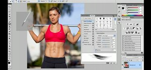 Use the brushes workflow in Adobe Photoshop CS5