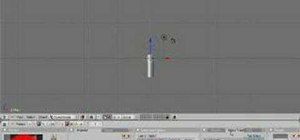 Create a 3D Lightsaber in Blender