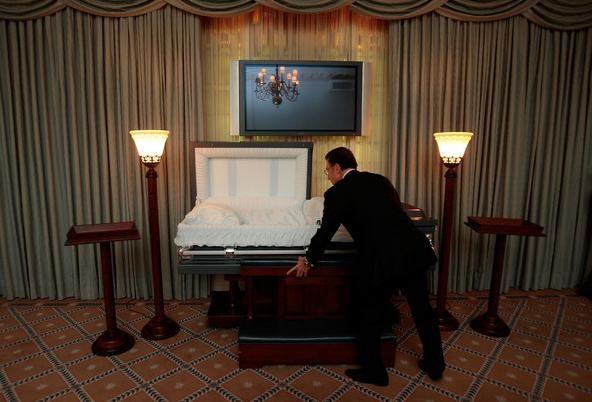 When Grandma Dies