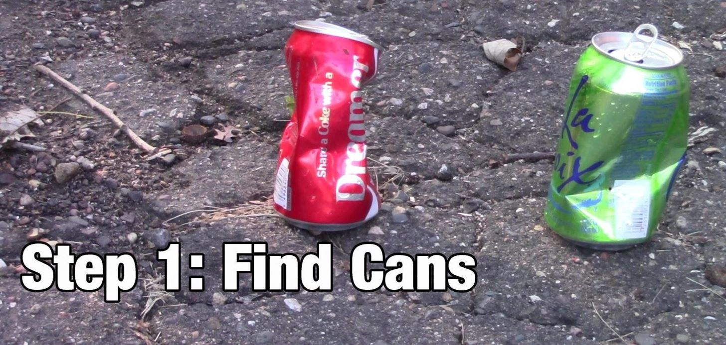 How to Make Money Collecting Aluminum Cans