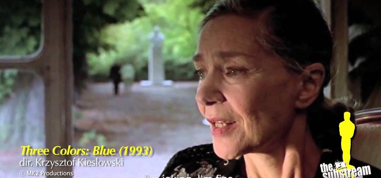 Emmanuelle Riva - OSCAR 2013 | the VIDADIFH Show