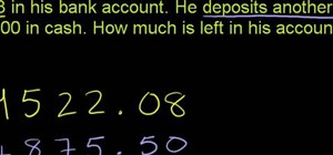 Solve word problems that require you to subtract decimal numbers