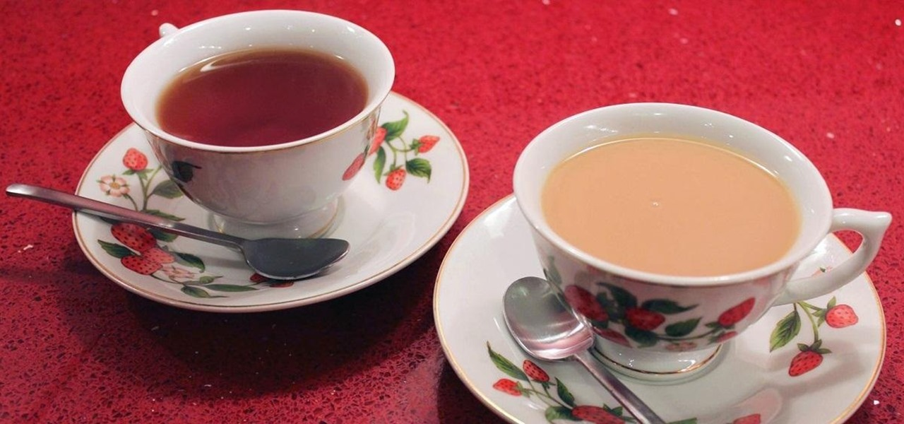 Hey, America—You're Drinking Your Tea Wrong!