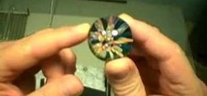 Lampwork a glass marble