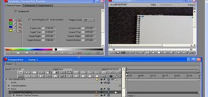 Motion track with Boris Red 4.3 in Sony Vegas Pro 9
