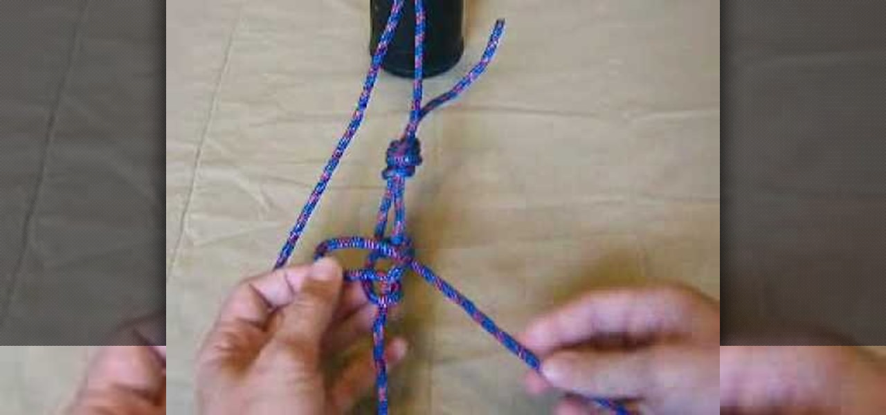 How To Tie Hammock Hanging Knots 171 Survival Training