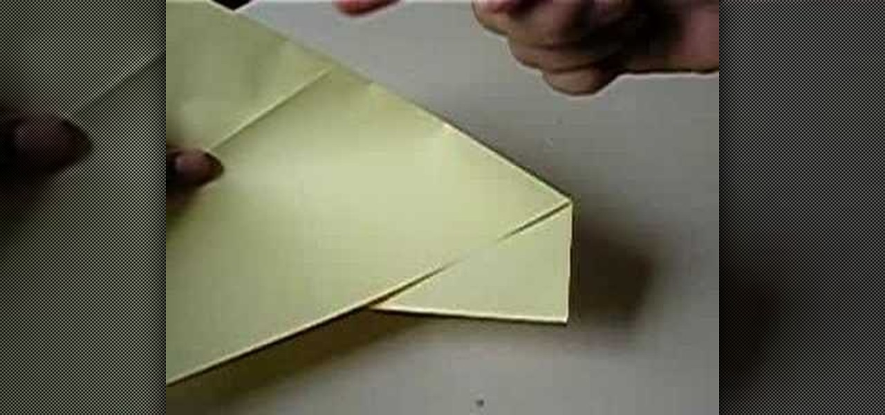 How To Fold A Six Pointed Star From Rectangular Paper Origami