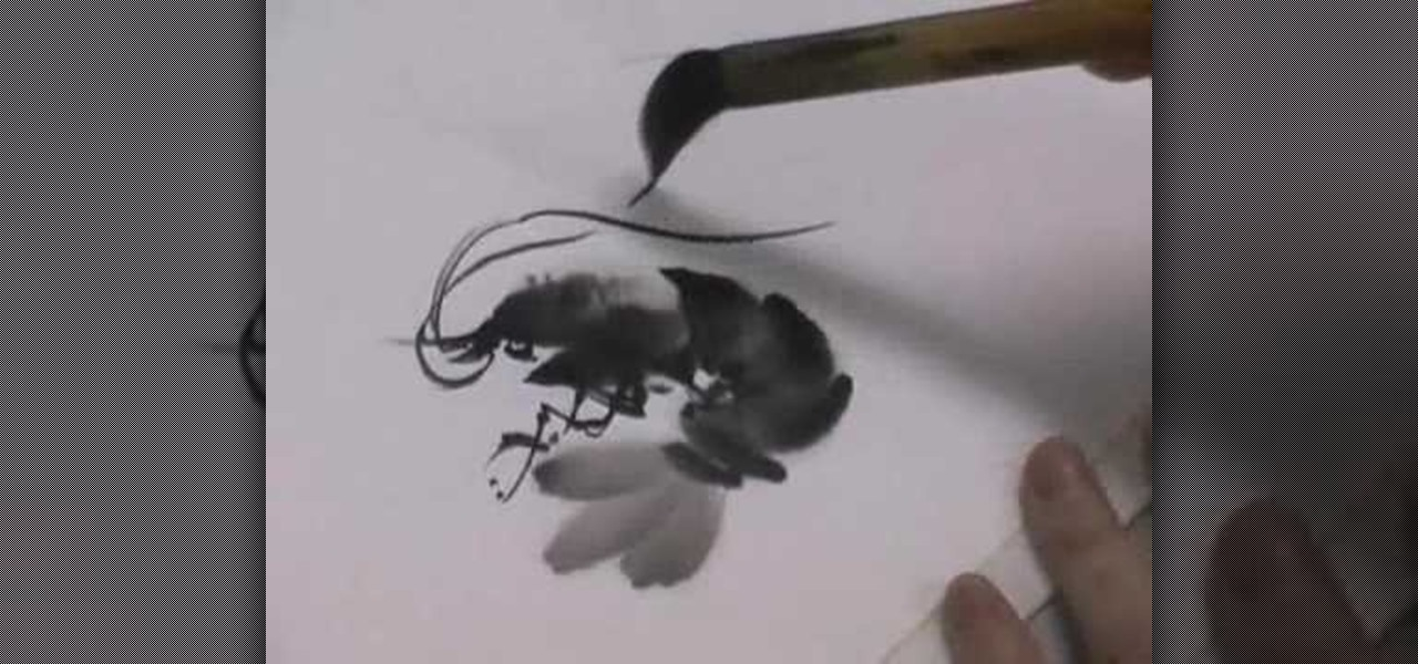 how to begin sumi e ink painting painting tips wonderhowto