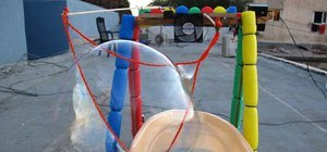 Build Your Own Gigantic Bubble Generator