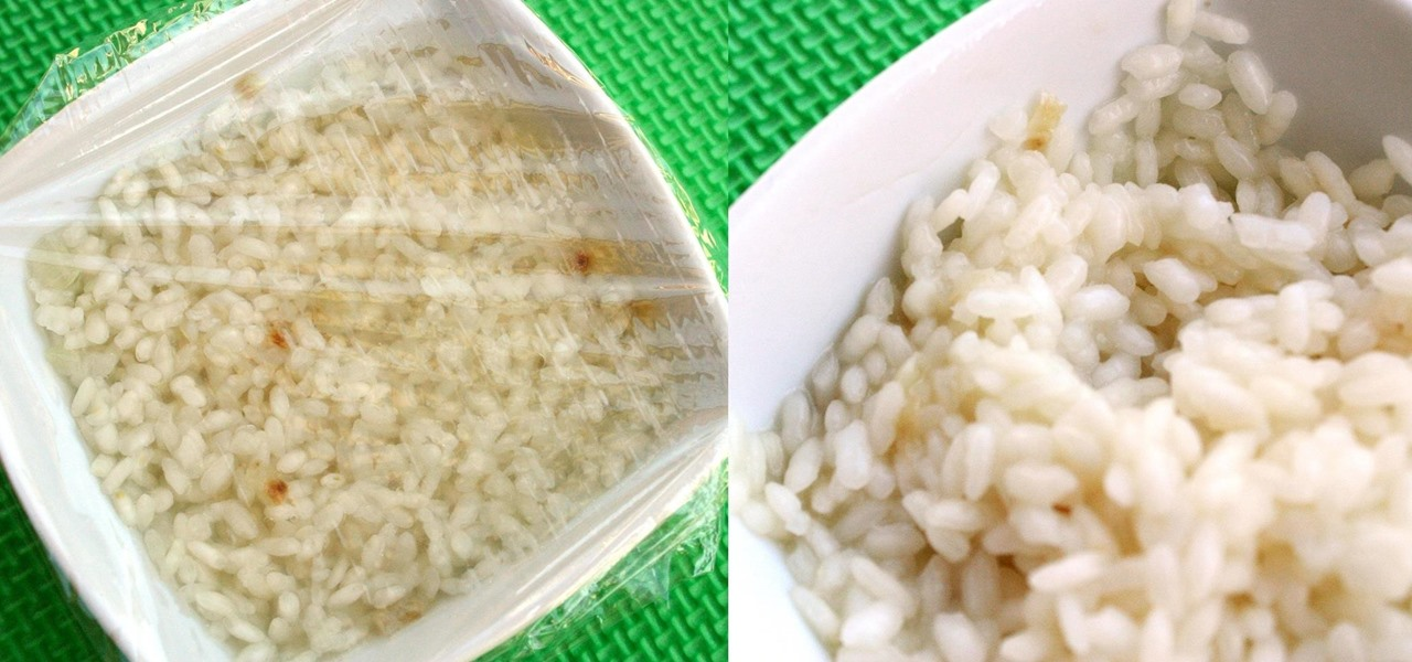 Make Fast, Easy Single-Serve Risotto in the Microwave
