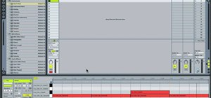 Mix with the step sequencer in Ableton Live 8
