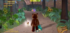 Walkthrough the Naughty Bear video game on the Xbox 360
