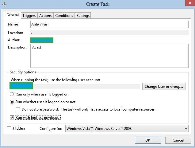 How to Hack Windows(7,8) With Task Scheduler and No-IP (On WAN)
